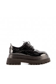 Pantofi dama casual Delila negri