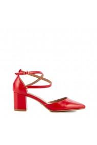 Sandale dama Quin rosii