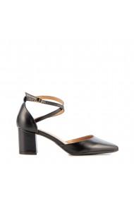Sandale dama Quin negre