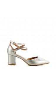 Sandale dama Beast argintii