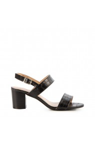 Sandale dama Franz negre