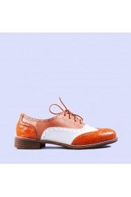 Pantofi casual dama Andreea portocalii