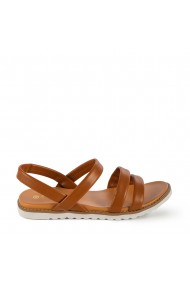 Sandale dama Hagara camel