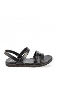 Sandale dama Hagara negre