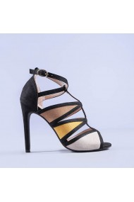 Sandale dama Iliana bej