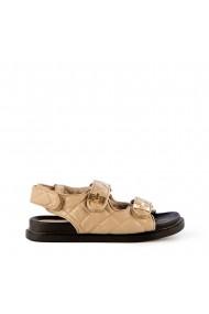 Sandale dama Minda bej