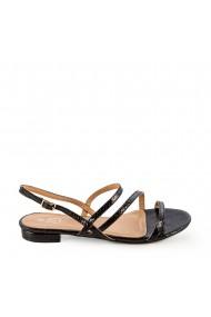 Sandale dama Braje negre