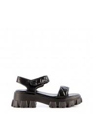 Sandale dama Larha negre