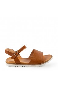 Sandale dama Dovira camel