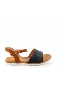 Sandale dama Dovira albastre