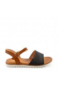 Sandale dama Dovira negre