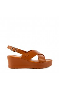 Sandale dama Bretta camel