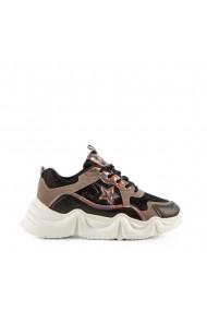 Pantofi sport dama Olevia negri
