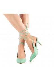 Sandale dama Daisy turcoaz