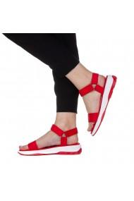 Sandale dama Elda rosii