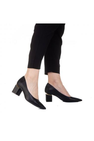 Pantofi dama Karola negri