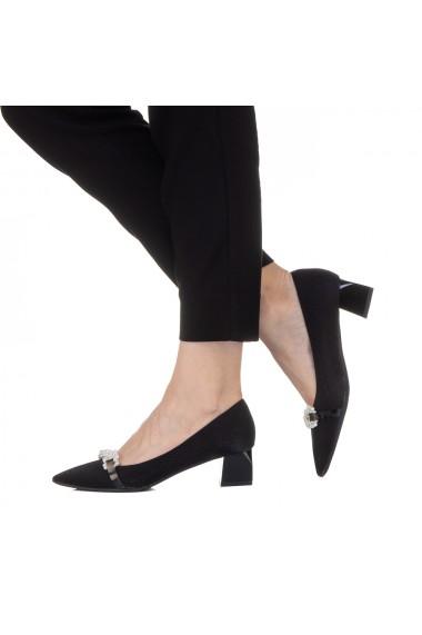 Pantofi dama Zoey negri