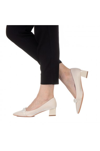 Pantofi dama Zoey bej