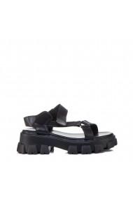 Sandale dama Aryella negre