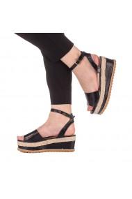 Sandale dama Ivola negre