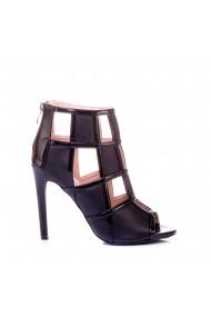 Sandale dama Hortensia negre