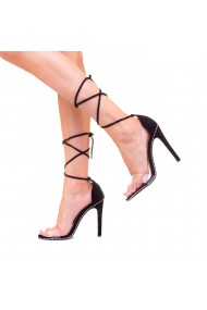Sandale dama Iulia negre