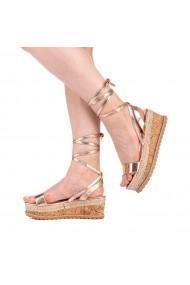 Sandale dama Sedia champagne