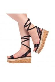 Sandale dama Sedia negre