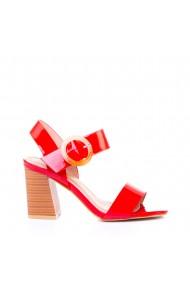 Sandale dama Jessie rosii