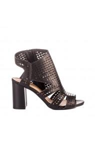 Sandale dama Tirena negre