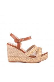 Sandale dama Lolya bej
