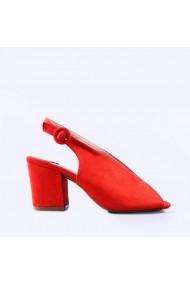 Sandale dama Mara rosii