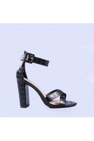 Sandale dama Loriana negre