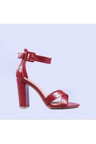 Sandale dama Loriana rosii