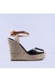 Sandale dama Maribel negre
