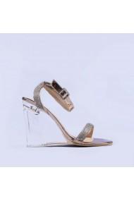 Sandale dama Rowa champanie