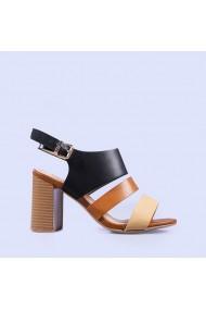 Sandale dama Mihaela negre