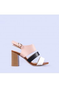 Sandale dama Mihaela roz