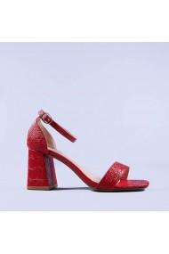 Sandale dama Nayan rosii