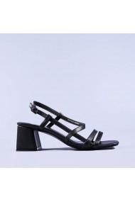 Sandale dama Melba negre