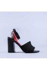Sandale dama Catherine negre