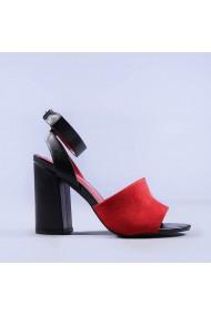 Sandale dama Catherine rosii