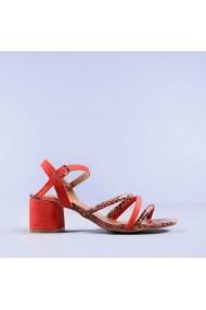 Sandale dama Evea rosii