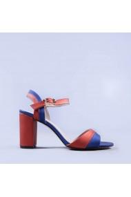 Sandale dama Keiko albastre