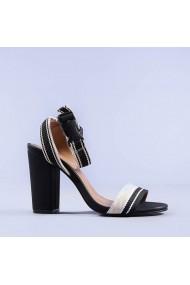 Sandale dama Faith negre