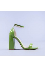 Sandale dama Dorothea verzi