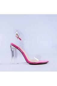 Sandale dama Carmen fuchsia