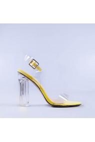 Sandale dama Carmen galbene