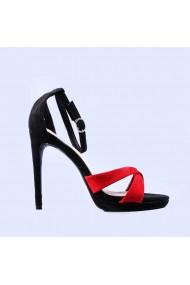 Sandale dama Cezara rosii