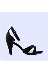 Sandale dama Adela negre